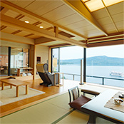Umi no Za 湖の座 suites